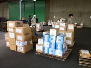 静岡市の集荷場の様子